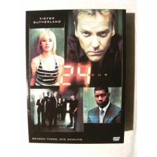 24 Sesong 3 (DVD)