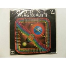 Journey - Any Way You Want It 7''