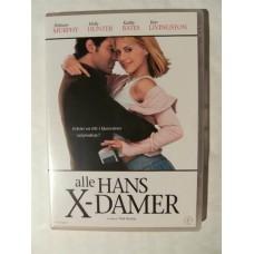 Alle Hans X-Damer (DVD)