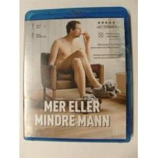 Mer Eller Mindre Mann (Blu-ray)