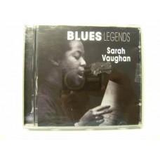 Blues Legends - Sarah Vaughan (CD)