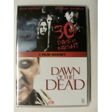 30 Days of Night + Dawn of the Dead (DVD)