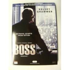 Boss Sesong 1 (DVD)