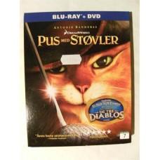 Pus Med Støvler (Blu-ray)