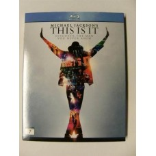 Michael Jackson: This Is It (Blu-ray)