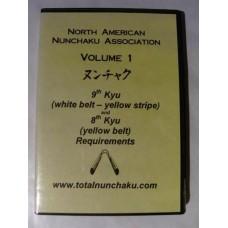 North American Nunchaku Association Volume 1 (DVD)