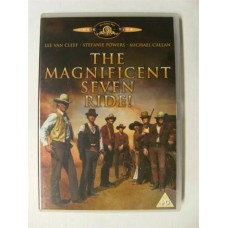 The Magnificent Seven Ride (DVD)