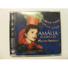 Amalia Rodrigues - Marchas Populares (CD)