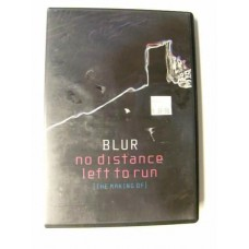 Blur: No Distance Left To Turn (DVD)