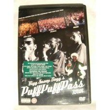 Bigg Snoop Dogg's Puff Puff Pass Tour (DVD)