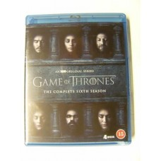 Game of Thrones Sesong 6 (Blu-ray)