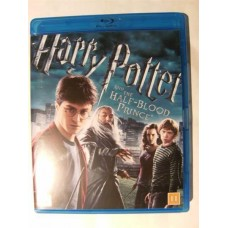 Harry Potter og Halvblodsprinsen (Blu-ray)