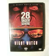 28 Dager Senere/Night Watch (DVD)