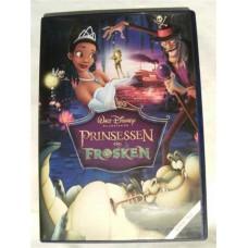 Disney Klassikere 49: Prinsessen og Frosken (DVD)