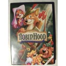 Disney Klassikere 21: Robin Hood (DVD)