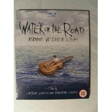 Eddie Vedder Live: Water on the Road (Blu-ray)
