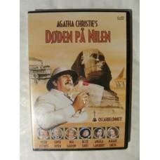 Agatha Christie: Døden På Nilen (DVD)