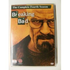 Breaking Bad Sesong 4 (DVD)