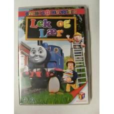 Barnas Favoritter: Lek Og Lær (DVD)