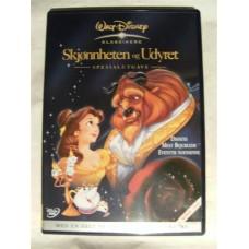 Disney Klassikere 30: Skjønnheten og Udyret (DVD)