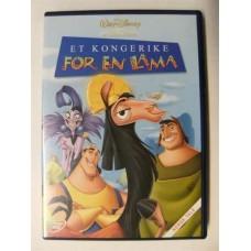 Disney Klassikere 39: Et Kongerike For En Lama (DVD)