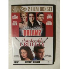 American Dreamz + Intolerable Cruelty (DVD)