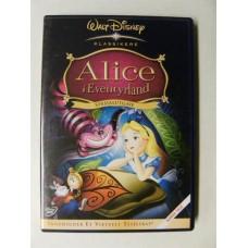 Disney Klassikere 13: Alice i Eventyrland (DVD)