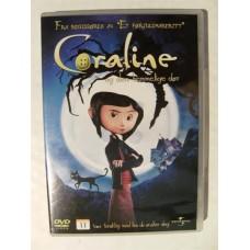 Coraline og Den Hemmelige Dør (DVD)