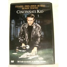Cincinnati Kid (DVD)