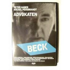 Beck 20: Advokaten (DVD)