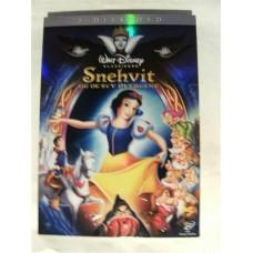 Disney Klassikere 1: Snehvit og de Syv Dvergene (DVD)
