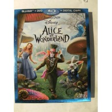 Alice In Wonderland Special Edition (Blu-ray)