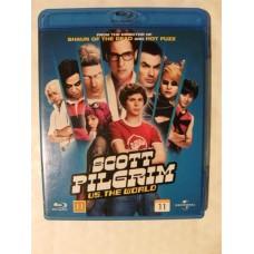 Scott Pilgrim Vs The World (Blu-ray)