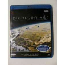 Planeten Vår (Blu-ray)