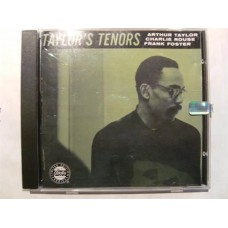 Arthur Taylor - Taylor's Tenors (CD)