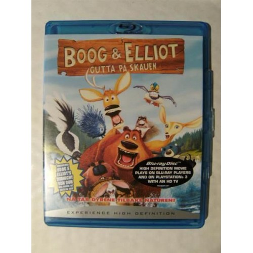 Animasjon (Blu-ray)