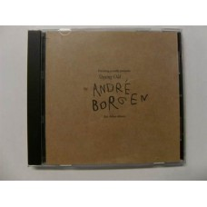 Andre Borgen - Staying Old (CD)