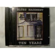 Blues Basement - Ten Years (CD)