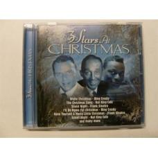 3 Stars At Christmas (CD)