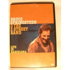 Bruce Springsteen: Live In Barcelona (DVD)