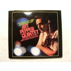 Art Pepper Quintet - Smack Up (CD)