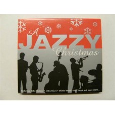 A Jazzy Christmas (CD)