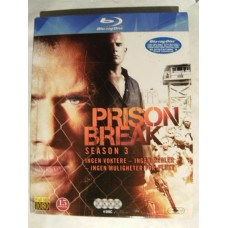 Prison Break Sesong 3 (Blu-ray)