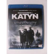 Massakren i Katyn (Blu-ray)