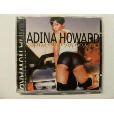 Adina Howard - Do You Wanna Ride? (CD)