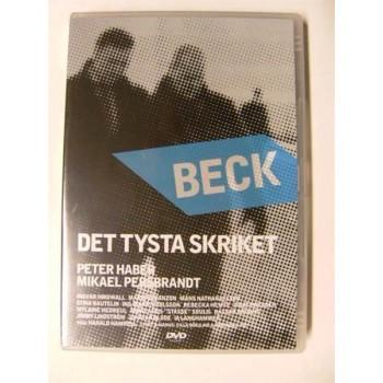 Beck 23: Det Tysta Skriket (DVD)