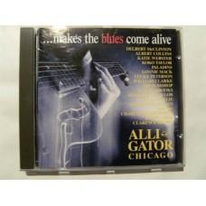 Alligator - Makes The Blues Come Alive (CD)