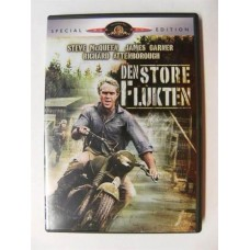 Den Store Flukten (DVD)