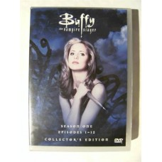 Buffy Sesong 1 Episode 1-12 (DVD)
