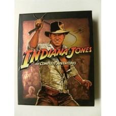 Indiana Jones: The Complete Adventures 5-disc (Blu-ray)